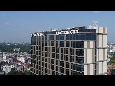 Pan Pacific Hotel - Junction City - Yangon