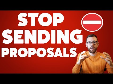 The Best SMMA Proposal Template To Land Clients In 2019
