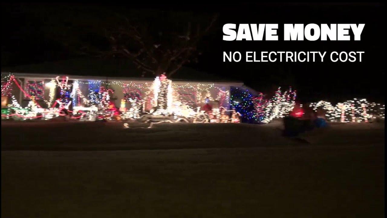 amazon solar christmas string lights by devida - Solar Christmas Lights Amazon