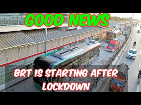BRT peshawar latest updates- All about brt peshawar- brt will start soon.