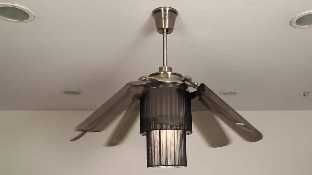 Dark shadow modern ceiling fan designer fan fanzart youtube dark shadow modern ceiling fan designer fan fanzart mozeypictures Gallery