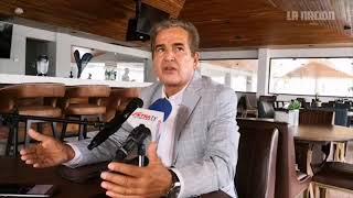 Jorge Luis Pinto habló sobre las posibilidades de ser técnico de la Selección de Costa Rica