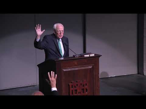 John Dean speaking at Montgomery Bell Academy 08-28-17 ...
