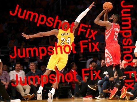 NBA 2K15 Jumpshot Fix James Harden Xbox 360/PS3 - YouTube