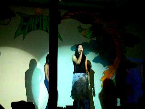 Emperor Karaoke in Rangun, Burma