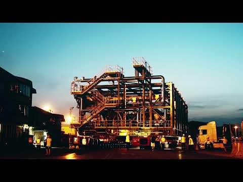 BHGE for Tengiz Oil Field in Kazakhstan