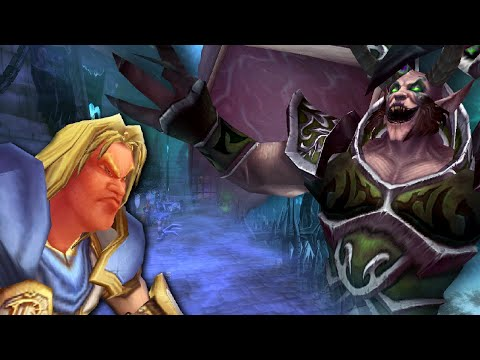 The Story of Mal'Ganis [Hearthstone Lore]