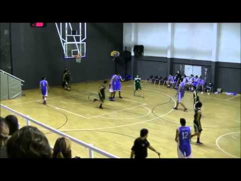 Ander Perez   Unamuno vs Leioa Full Basketball Game - GloBall Alliance
