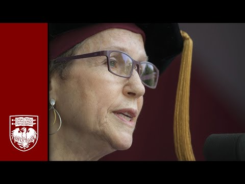 The 523rd Convocation Address - The University of Chicago