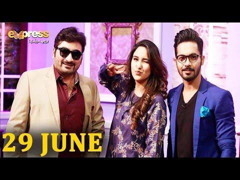 Bus Kardo Bus Returns - 29 June | Anoushay Abbasi & Ayaz Samoo | Express Entertainment