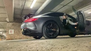 I've made the rookiest mistake with the AMG GTR..