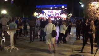 Blue & White: the Israeli exit poll reaction