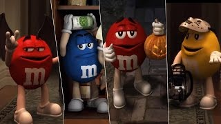 M&M's Commercial 2016 - Top 15 Funniest M&M's Commercials From All Countries Latest 2016