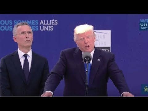 Download Youtube: VICTORY! DONALD TRUMP JUST GOT NATO TO DO ONE THING EVERY PRESIDENT HAS FAILED TO DO!