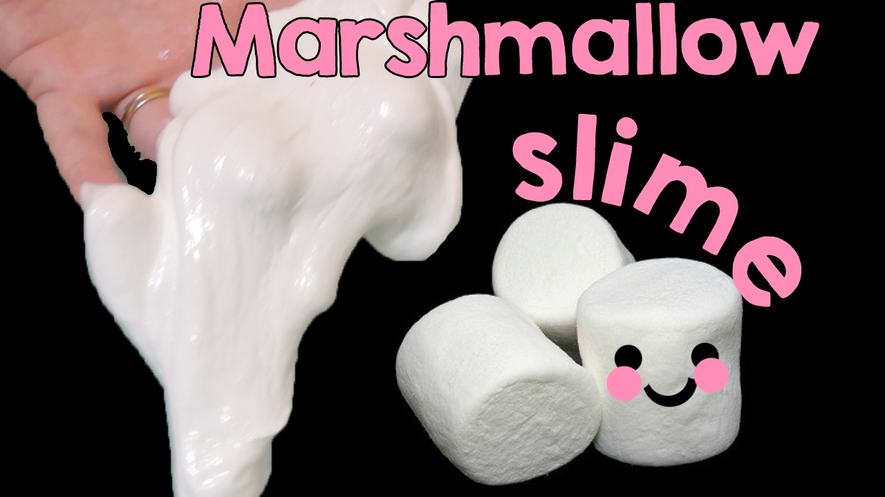 Nature Of Science Marshmallow