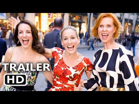 SEX AND THE CITY Revival Trailer Teaser (2021) Sarah Jessica Parker, HBO Max
