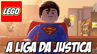 The Lego Movie - Superman e a Liga da Justiça