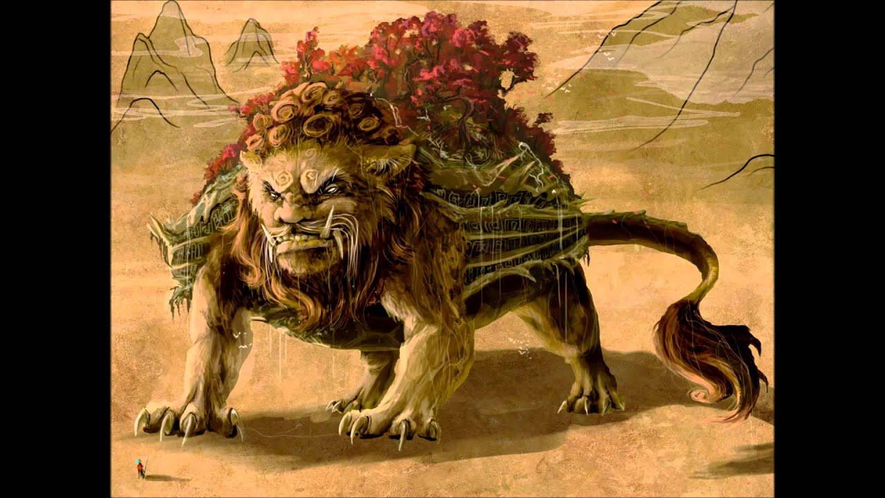 Lion Turtle 1hour