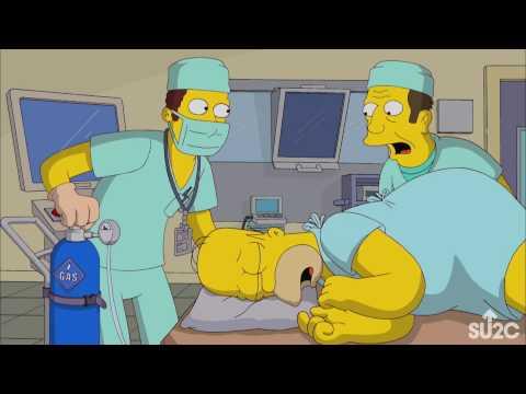 SU2C: Homer's Colonoscopy