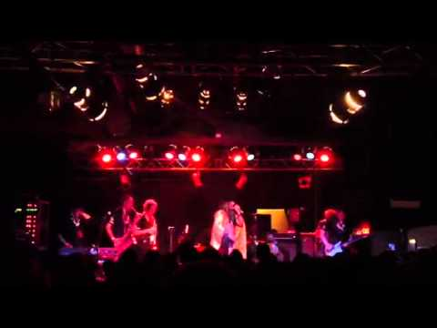 """King Khan & the Shrines performing """"Live Fast Die Strong"""""""