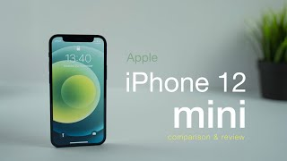 iPhone 12 Mini Review (vs iPhone 12) | The Best New iPhone?