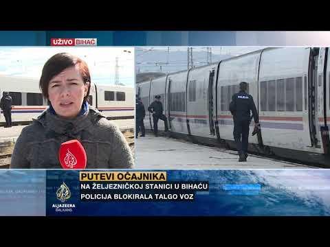 Smiljanić o migrantskoj krizi u Velikoj Kladuši
