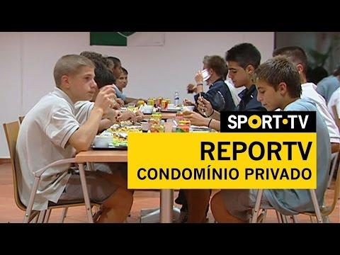 REPORTV - Condomínio privado  | SPORT TV