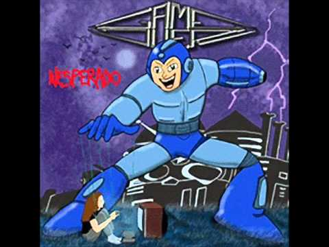 "Game Over - Flying High Through the Skulls Eye ""intro"" (Mega Man 2)"