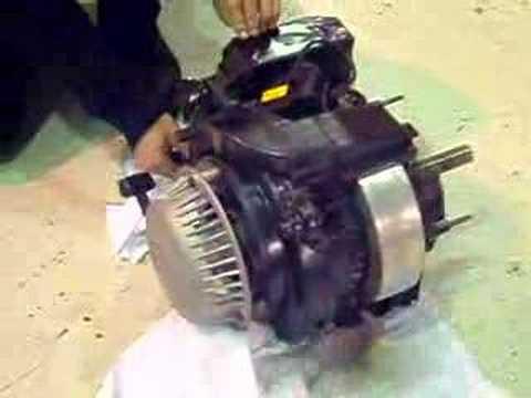 SAVKEL ROTARY WANKEL ENGINE