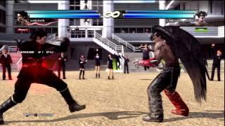 Tekken Tag 2:: Steve And Dragunov Combo Suggestions by SirDanN