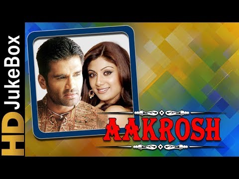 Aakrosh 1998 | Full Video Songs Jukebox | Sunil Shetty, Shilpa Shetty, Johnny Lever