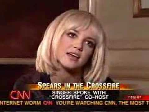 Britney Spears - CNN Interview 2003