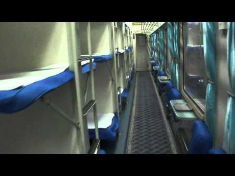 China Railways: Hard Sleeper Class