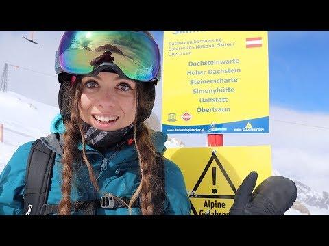 Dachstein Gletscher - Lieblingsskigebiete - Dachsteinüberquerung