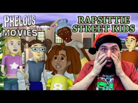 Rapsittie Street Kids: Believe in Santa - Phelous