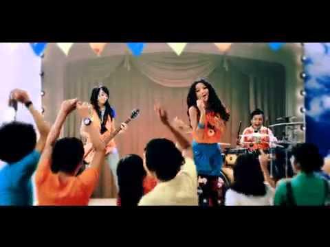Glenca Chysara - Belum Boleh Pacaran (Official Music Video)