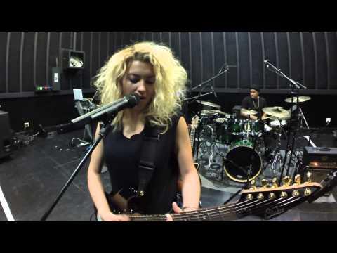 "Antelope Audio Presents Tori Kelly ""Confetti"" (live rehearsal) #gopromusic"
