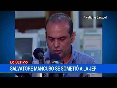 Salvatore Mancuso se acoge a la Jurisdicción Especial de Paz