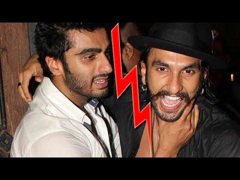OMG!!Ranveer Singh & Arjun Kapoor's Friendship In Danger | Bollywood News | #TMT