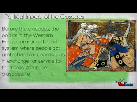 The lasting impact of the Crusades on Jerusalem
