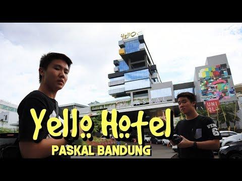 [REVIEW] Yello Hotel Paskal Bandung | HOTEL KEKINIAN!!