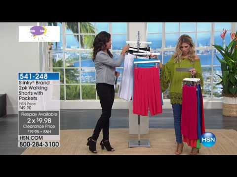 HSN | Fashion & Accessories Clearance Up To 70% Off 08.01.2017 - 02 AM