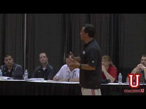 Coaching U LIVE 2013 Tom Crean - Drills That Challenge Your Team