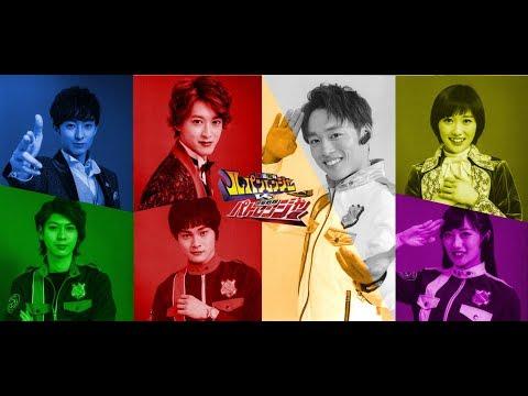 Kaitou Sentai Lupinranger Vs Keisatsu Sentai Patranger Opening Theme Song -Nightcore Tokusatsu OST!