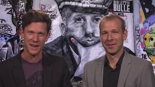 Nacken & Thun – Boris Palmer malt Graffitis selber über!