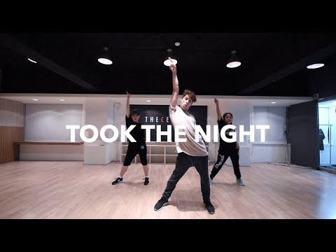Took The Night - Chelley | Jonah Aki Choreography