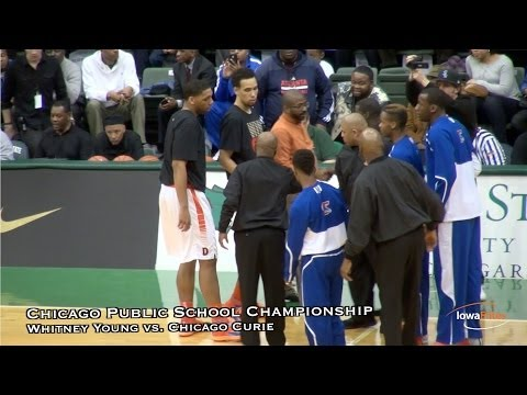 Curie vs. Whitney Young Chicago City Championship Game Recap (4 OT)