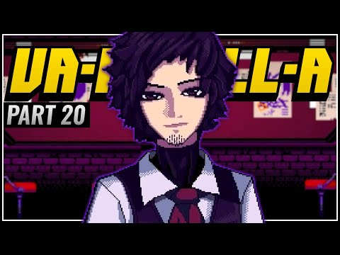 Pair Made In Hell - Let's Play VA-11 Hall-A: Cyberpunk Bartender Action Part 20 [Day 18 PC Gameplay]
