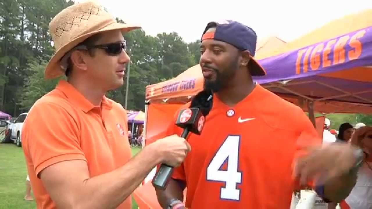 Clemson Tigers And The WooHoo: Tailgating For Tigers
