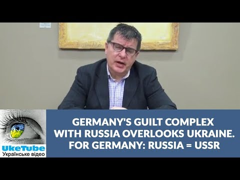 Germany, Russia, and Ukraine